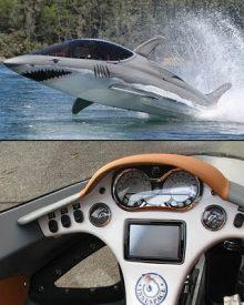 Seabreacher X – Um Submarino com Formato de Tubarão!