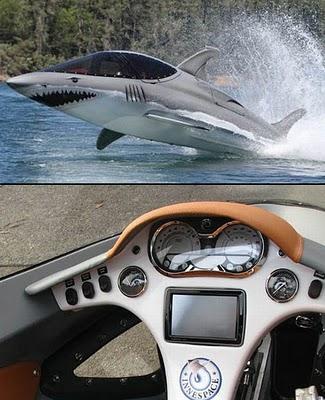 Seabreacher X - Um Submarino com Formato de Tubarão! 1