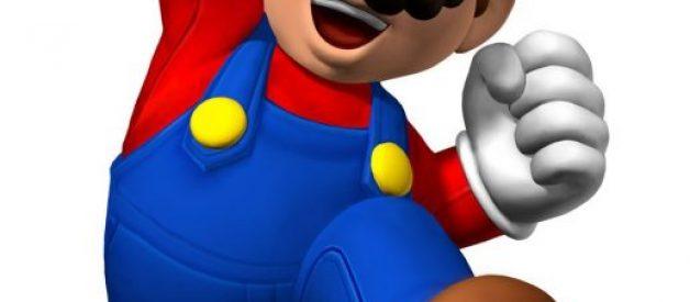 Por que é que o Super Mario é um canalizador?