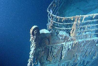 Novas revelações sobre o afundamento do Titanic
