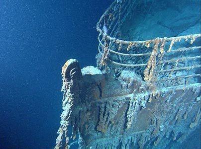 Novas revelações sobre o afundamento do Titanic 1