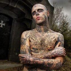As 10 tatuagens mais bizarras