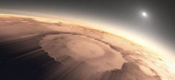 Bom dia, planeta vermelho! 7 Espectaculares nascer do sol marcianos 1