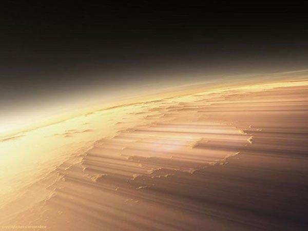 Bom dia, planeta vermelho! 7 Espectaculares nascer do sol marcianos 8