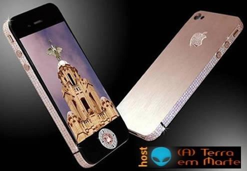 O iPhone 4 mais caro do mundo 2