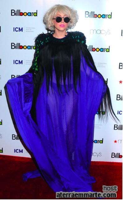 Os 10 vestidos mais curiosos de Lady Gaga 10