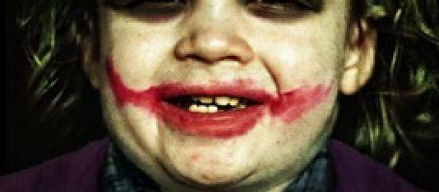 Bebés mascarados