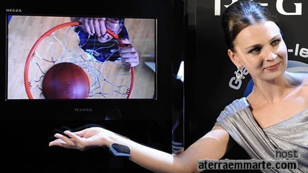 Toshiba apresenta o primeiro televisor 3D para ver sem óculos 1