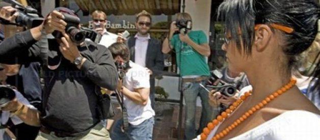 Os paparazzi