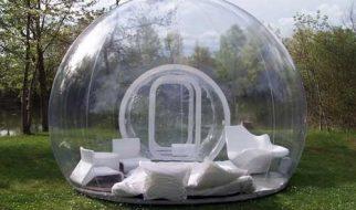 BubbleTree: Dormir sob as estrelas 4