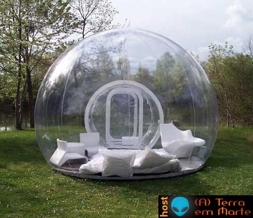 BubbleTree: Dormir sob as estrelas 1