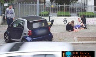 Insólito: Google Street View registou um parto em plena rua 1