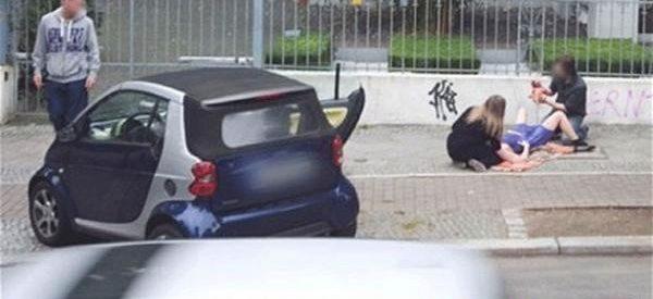 Insólito: Google Street View registou um parto em plena rua