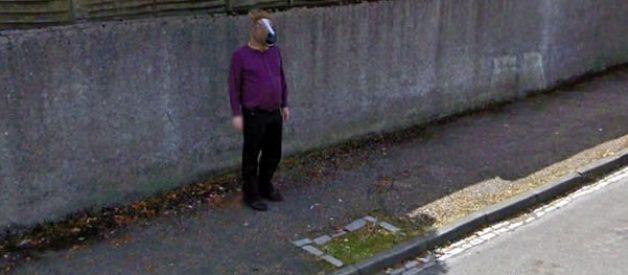 As fotos mais curiosas capturadas pelo Google Street View