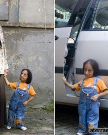 Hatice Kocaman: a mulher mais pequena do mundo