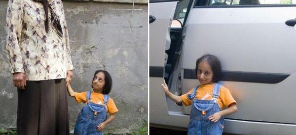 Hatice Kocaman: a mulher mais pequena do mundo 3