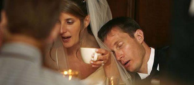 Mais fotos engraçadas de casamento