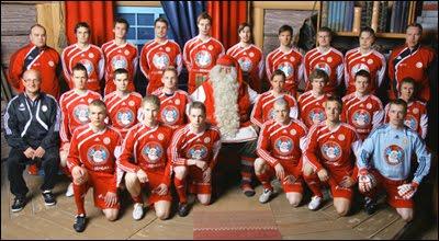 Futebol Clube Pai Natal 2