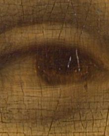 O verdadeiro Código Da Vinci: Historiadores descobrem números e letras nos olhos de Mona Lisa