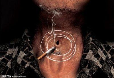 Os melhores anúncios de publicidade anti-tabaco 1