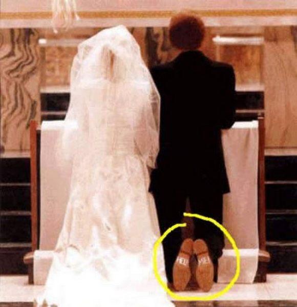 Fotos engraçadas de casamento 25