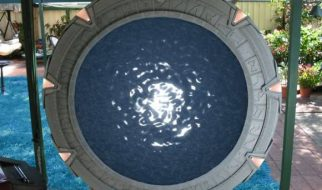 Um Stargate feito em casa 6