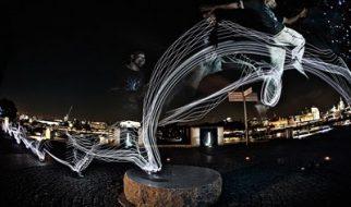 Fotos incríveis de parkour 4