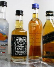 As bebidas alcoólicas mais escuras dão ressacas piores?