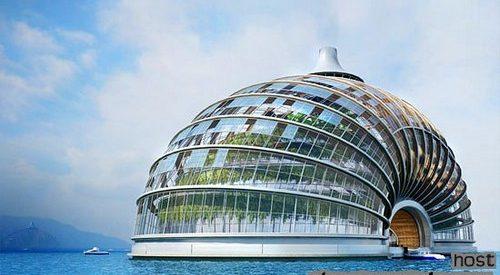 A Arca: um hotel para as mudanças climáticas