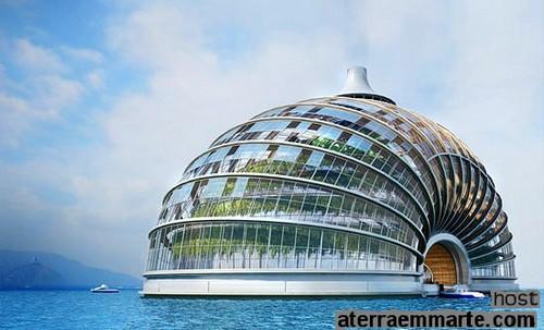 A Arca: um hotel para as mudanças climáticas 1