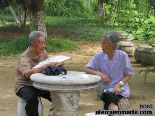 A China irá castigar os filhos que não visitem os pais idosos 1