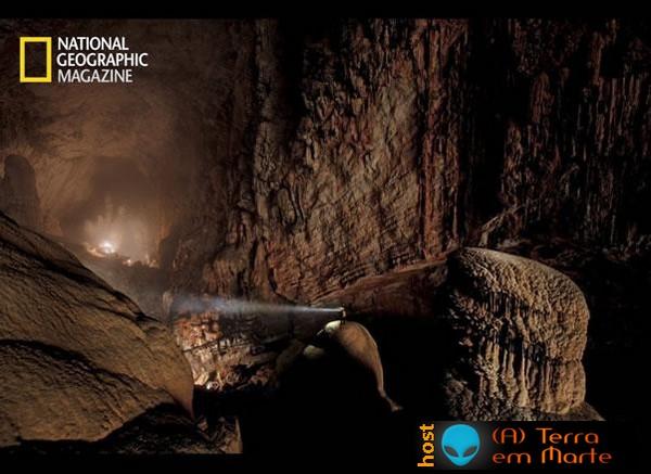 Espectaculares imagens das cavernas Mamute no Vietname 4