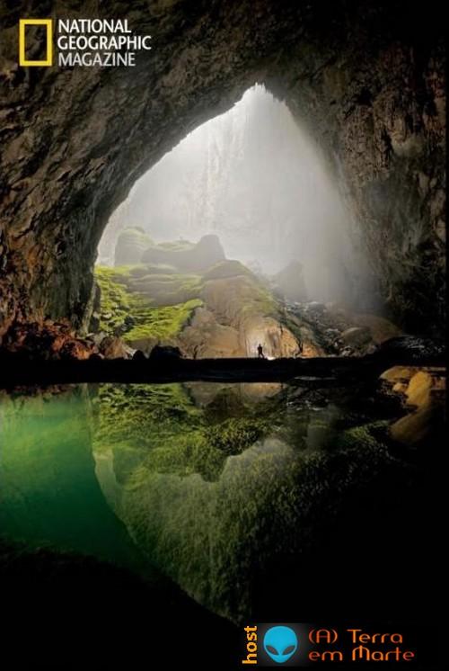Espectaculares imagens das cavernas Mamute no Vietname 5
