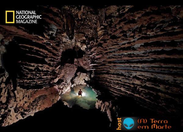Espectaculares imagens das cavernas Mamute no Vietname 1
