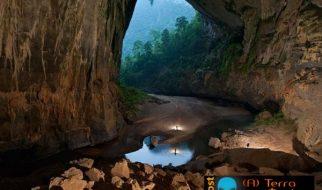 Espectaculares imagens das cavernas Mamute no Vietname 7