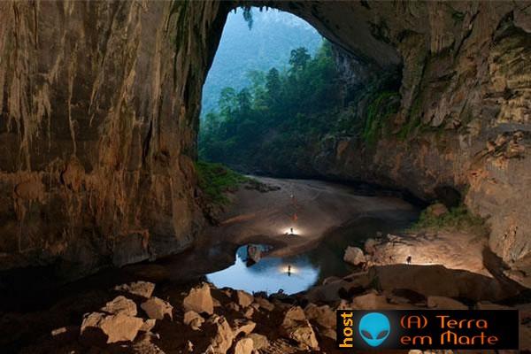 Espectaculares imagens das cavernas Mamute no Vietname 8