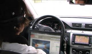 Incrível: Controlar um carro com a mente 7