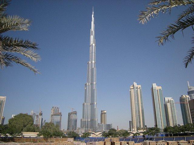 O restaurante mais alto do mundo 1
