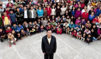 A maior família do mundo 1