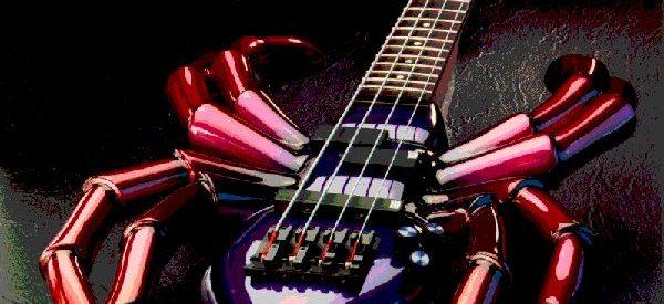 Guitarras fantásticas