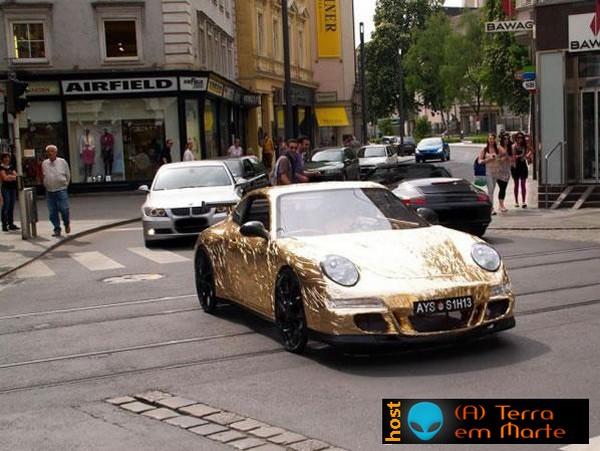 O Porsche mais lento (e ecológico) do mundo 1