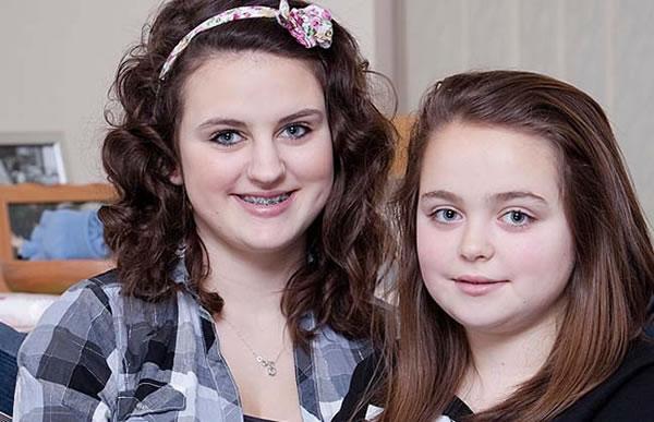 Apaixonar-se pode causar a morte a duas adolescentes 1