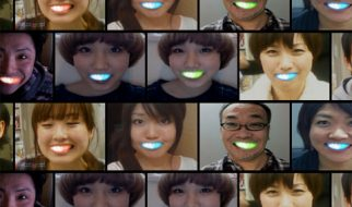 Sorriso LED 1