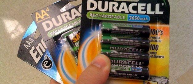 Como funciona uma bateria?
