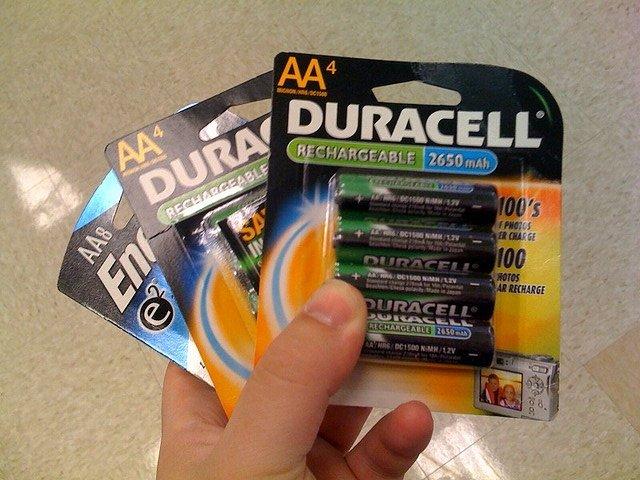 Como funciona uma bateria? 1
