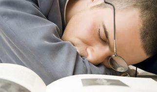 Sabias que o corpo humano suporta a sede e a fome mas não a falta de sono? 5