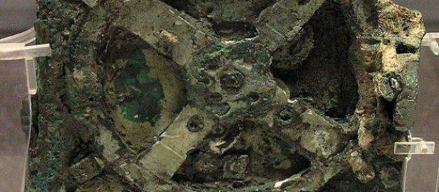 O mecanismo de Antiquitera