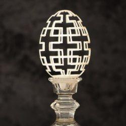 Delicadas e impressionantes esculturas em casca de ovo 11