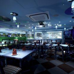 O restaurante de Alice no País das Maravilhas 9
