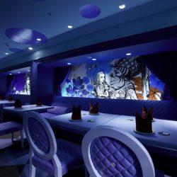 O restaurante de Alice no País das Maravilhas 11